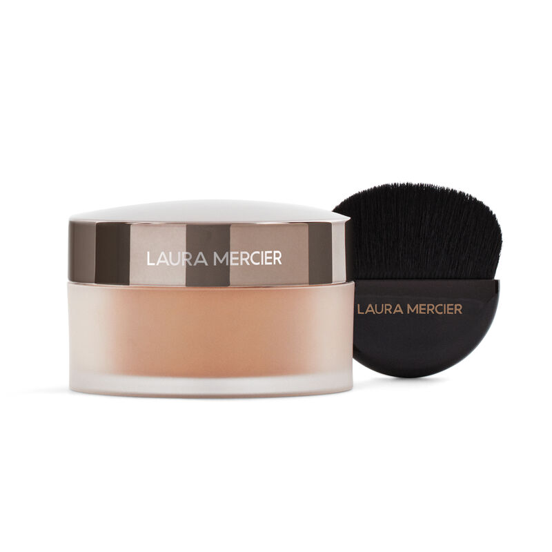 SET TO GLOW TRANSLUCENT LOOSE SETTING POWDER - GLOW & BRUSH DUO,