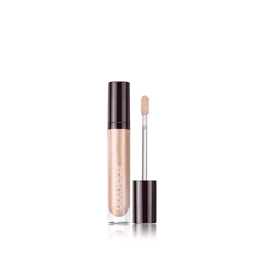 Caviar Chrome Veil Lightweight Liquid Eye Colour, Rosegold Metal