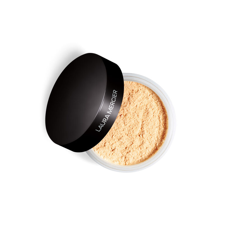 Translucent Loose Setting Powder, Translucent Honey